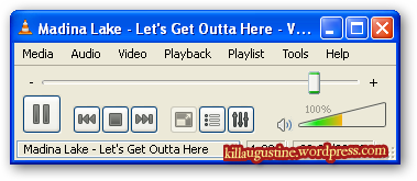 VLC Player Audio